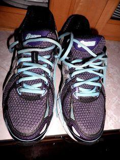 best sneakers 5d838 03732 Asics Womens Gel Kayano 17 T150N Size 6.5 EUC!  Asics  GelKayano17   You re  So Sneaky!!   Asics women, Asics, Asics shoes