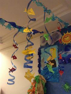 Biblioacuario Sala Infantil, Verano 2013