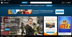 Uverse sign up