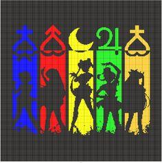 Sailor Moon Choose