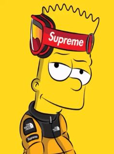 Bart Simpson edits 😂😂😂 Yay 🔥🔥Like the pic 4 free v-bucks -. Supreme Iphone Wallpaper, Simpson Wallpaper Iphone, Rap Wallpaper, Live Wallpaper Iphone, Simpsons Videos, Simpsons Cartoon, Rapper Outfits, Swag Outfits Men, Dope Cartoon Art