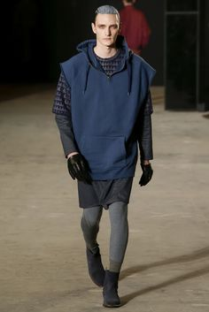 Robert Geller Fall 2016 Menswear Fashion Show