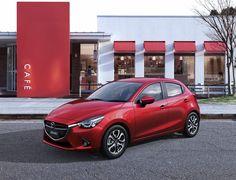 Mazda 2 trouw aan conceptcar hazumi : Nieuw