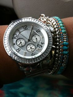 Silpada's new boyfriend watch is awesome! I must have this! Yes! #SilpadaStyle