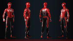 Superhero Spiderman, Superhero Design, Stylish Glasses For Men, Star Wars Wallpaper, Comic Games, Male Man, Spider Verse, Character Design Inspiration, Marvel Comics