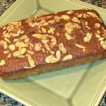 Marmalade Spiced Honey Cake (inspired by Marcy Goldman)