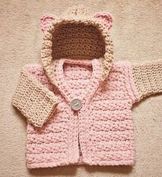 Perfect, warm and cozy vest for both - boys and girls! Easy to make and so fun to wear! Pattern includes instructions for long sleeve version.size 10-12 years could fit older children as well, and probably the only thing to adjust would be the length of the cardigan and sleevesIf you want to make it for newborn up to 6 months, instead of Super Bulky weight yarn you can use Bulky weight yarn.Materialsany Super Bulky weight yarn. For sample I used Ophelia BEST yarn but as alternative I suggest…