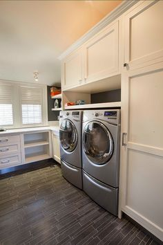 Laundry Room Ideas.