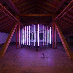 """Luminous Sound Design"" (Installation, 2013) #lights #design #installation #sacredgeometry Platonic Solid, Sound Design, 2013, Sacred Geometry, Lights, Photography, Instagram, Art, Art Background"