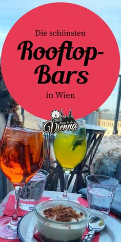 Wiens schönste Rooftop-Bars – Teil 1 - Annelie Wiebusch - Re-Wilding Austrian Recipes, Austrian Food, Bar Shed, Diy Outdoor Bar, Pool Picture, Getaway Cabins, Diy Bar, Rooftop Bar, Santiago