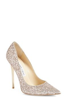 Love this by JIMMY CHOO 'Abel' Pointy Toe Pump (Women) - $625