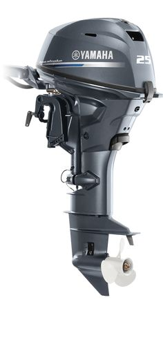 Yamaha Outboards' is the lightest 25 HP two stroke or four stroke outboard motor. Outboard Motors For Sale, Outboard Boat Motors, Hp Second, Yamaha Motor, Mount System, Inflatable Boat, Jon Boat, Motor Engine, Boat Stuff