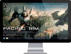 Pacific Rim Theme For Windows 7