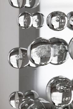 Jeff Zimmerman | Multiverse Mirror (2013) | Glass detail