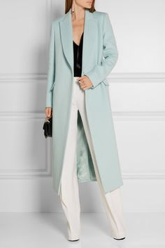 Pallas | Wool and cashmere-blend coat | NET-A-PORTER.COM