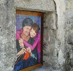 Ruta turismo arte Madrid plan familiar con niños