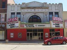 Avon Theater in Decatur, IL - Cinema Treasures