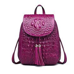 Fengyaqiandai Vintage 66810 Classic Embossed Ladies Luxur…