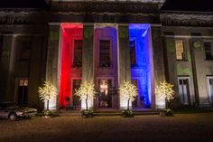 Queen's 90th Birthday celebrations at The Grange