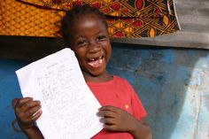 500 Girls of the street & into SCHOOL in Liberia!     Henrietta is now in school thanks to your help!