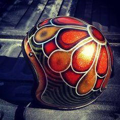 Again.. Phillip @ simscityhotrod on instagram.. more than helmets!