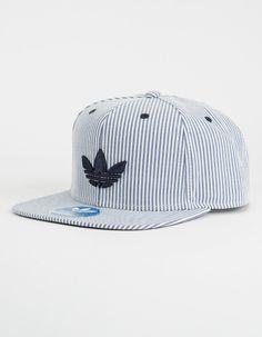 b4fe65f82b3 ADIDAS Originals Team Structured Mens Snapback Hat Beanie Hats