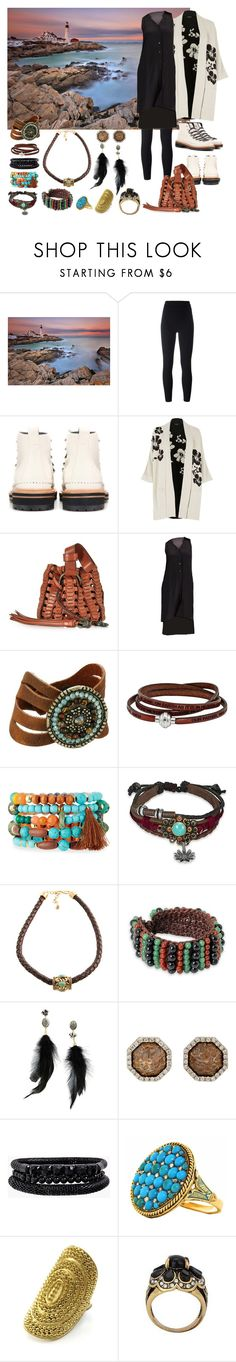 """""""What I Love"""" by christined1960 ❤ liked on Polyvore featuring adidas Originals, rag & bone, River Island, Roberto Cavalli, Eileen Fisher, Leatherock, NAKAMOL, Bling Jewelry, Barse and NOVICA"""