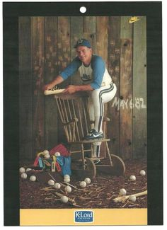 1983 Gaylord Perry postercommemorating May 6, 1982 300th win while with the Seattle Mariners (& my anniversary)
