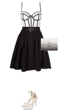 """""""w."""" by briannarussell on Polyvore"""