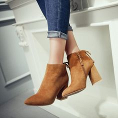 Chiko Geneve Chunky Heel Ankle Boots
