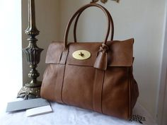 #Mulberry Bayswater Oak Natural Leather > http://www.npnbags.co.uk/naughtipidginsnestshop/prod_3555729-Mulberry-Bayswater-in-Oak-Natural-Leather.html