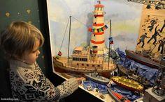 Muzeum Zabawek Bajka - Kudowa Toy Museum - Kudowa - Poland  http://leoleablog.com/2015/01/05/muzeum-zabawek-bajka-kudowa-zdroj/  #bajka #statki #boat #teddybear #gry #kudowa #kudowazdroj #polska #poland #eu #europe #dolnyslask #dolnyśląsk #zabawki #toys #dzieci #children #teenager #muzeum #museum