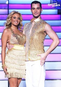 Arthur Murray Instructor, Shareef Rabih on Dancing with the Stars with Mikayella Lebanese Singer - Episode 2