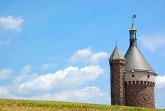 https://flic.kr/p/4T6Uwg   Rapunzel's Tower   Water tower at Fort Reno, Tenleytown neighborhood of Washington, DC