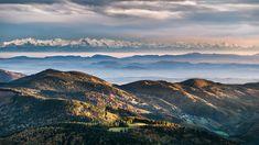 Schwarzwald Alpen Panorama