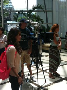 Miss Florida 2013 shoot at the Westin Diplomat