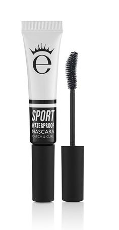 Problem: You Want Your Lashes to Last Through That Sweat Session | Solution: Eyeko Sport Waterproof Mascara, $24; eyeko.com