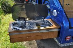 Being able to go off-roading seems to be getting more and more popular with teardrop trailer owners. Face it...campgrounds are getting more...