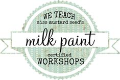 Miss Mustard Seed's Milk Paint Workshop 101 — Fabulous FALL Basic Painting Course - For The Love Creations Basic Painting, Painting Courses, Miss Mustard Seeds, Milk Paint, Workshop, Teaching, Fall, Furniture, Autumn