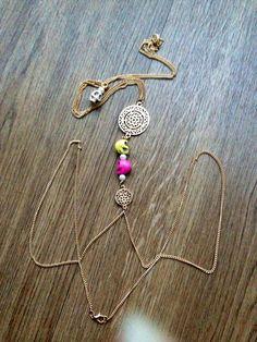 Body Chain Handmade by Viciouse31