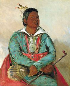 Mó-sho-la-túb-bee, (aka He Who Puts Out and Kills), Chief of the Choctaw Tribe. - In 1830 Mosholatubbee sought to be elected to the Congress of the United States. Painted by George Catlin, Choctaw Indian, Indian Tribes, Native American Tribes, Native American History, Native Americans, Mississippi, Alabama, Choctaw Nation, Trail Of Tears
