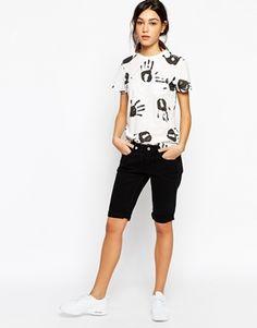 YMC Denim Shorts