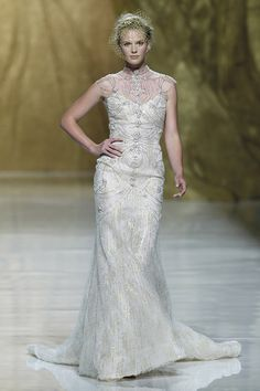 Gaudi Bridal Week 2014 - Pronovias