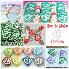CTR Cookies- A How To - Eat, Think & Be Merry
