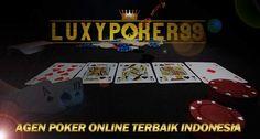 Luxypoker99 adalah agen judi kartu poker online terbaru yang dapat anda mainkan dengan cara yang mudah dan minimal deposit poker online indonesia murah.