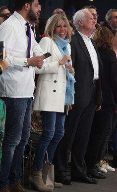 20 Mejores Imagenes De Brigitte Macron En 2020 Primeras Damas Presidente Francia Moda