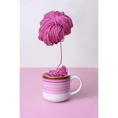 Nyhet! Mariuskoppen Rosa - Hyttefeber.no Mugs, Tableware, Design, Products, Pink, Dinnerware, Tumblers, Tablewares, Mug
