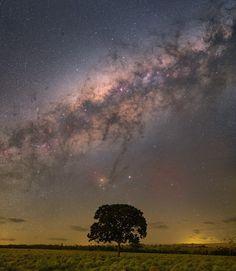 Imagem captada no interior de Minas Gerais (Foto:  Kiko Fairbairn)
