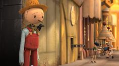 """I like Chipotle. The mexican food company has created a wonderful CG animated short film called """"The Scarecrow,"""" which was made to prom. Stop Motion, Free Mobile Games, Best Ads, Oldenburg, Apps, Brand Story, Chipotle, Screen Shot, Short Film"""