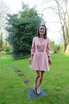 pink by elise//honigdesign | Project | Sewing / Dresses | Kollabora